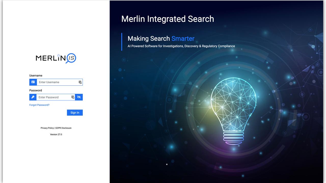 Merlin IS Login